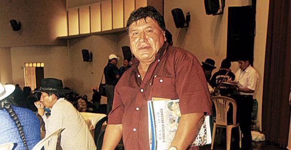 Hugo Morales, el hermano mayor de Evo, dio las pautas del encuentro