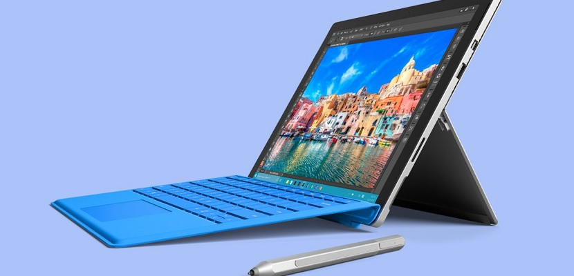 Surface Pro 42 Microsoft actualiza el firmware del Surface Pro 4 y Surface Book