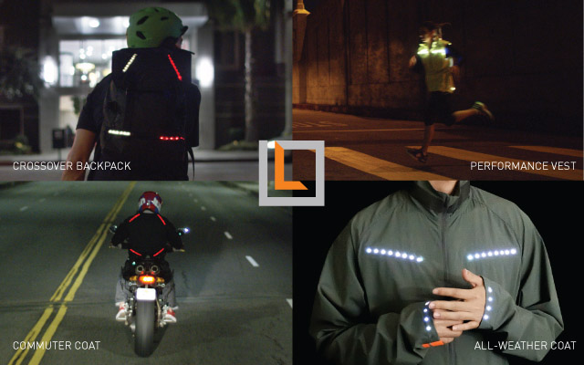 lumenus Lumenus, un LED wearable Smart que será tu mejor compañero cuando vayas a correr, montar en bici o en moto