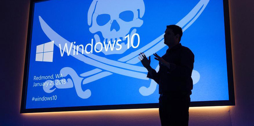 windows 10 pirata Cómo actualizar a Windows 10 desde una versión pirata