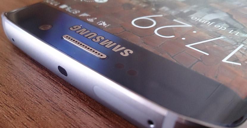 s6 edge Google descubre 11 fallos de seguridad en el Galaxy S6 Edge de Samsung