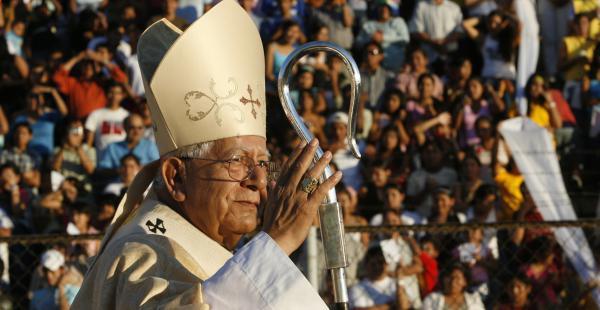 Cardenal Julio Terrazas