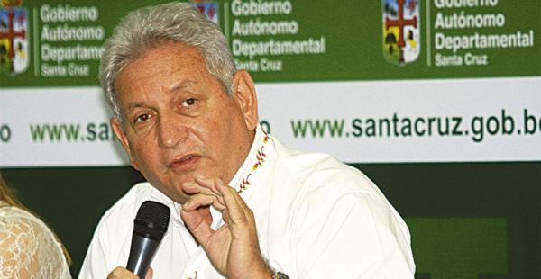 Rubén Costas participó de los actos por los 70 años de la ONU. Asistió el representante de esa entidad, Mauricio Ramírez