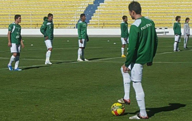 Convocados a la selección boliviana tienen un promedio de 24 años
