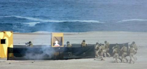 """Humala: Ejercicio militar """"Huracán 2015"""" es un tema interno de Chile"""