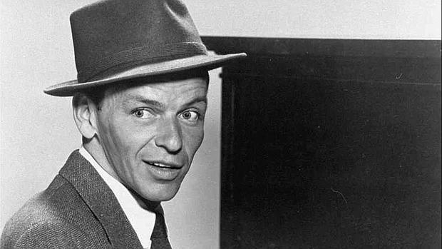 Imagen de Frank Sinatra que data de 1957