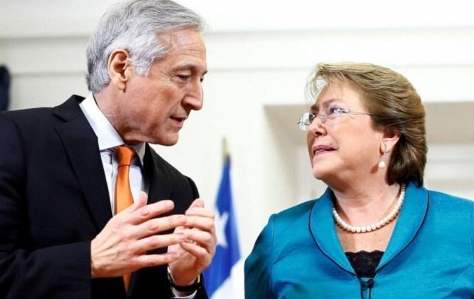 Bachelet trata tensión diplomática surgida por prácticas militares chilenas en frontera tripartita