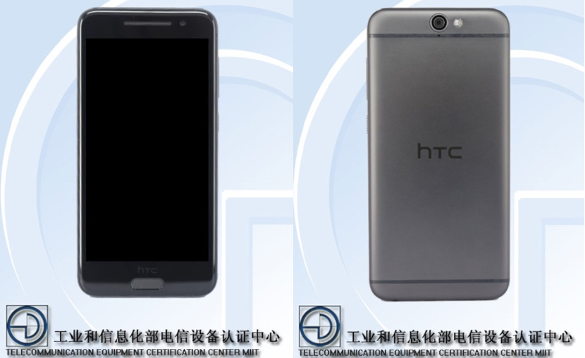 HTC One A9w is certified in China by TENAA HTC One 9w, un HTC con Windows 10 Mobile