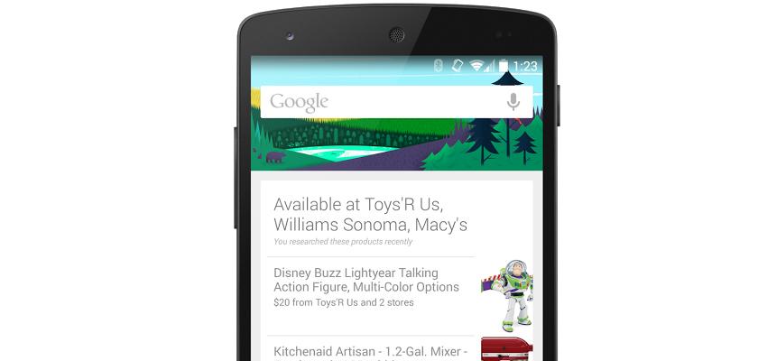 Google Now producto TensorFlow, el nuevo cerebro de Google