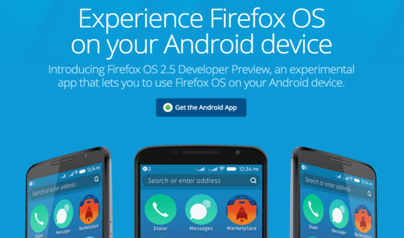 firefox OS Prueba Firefox OS en tu Android sin borrar nada
