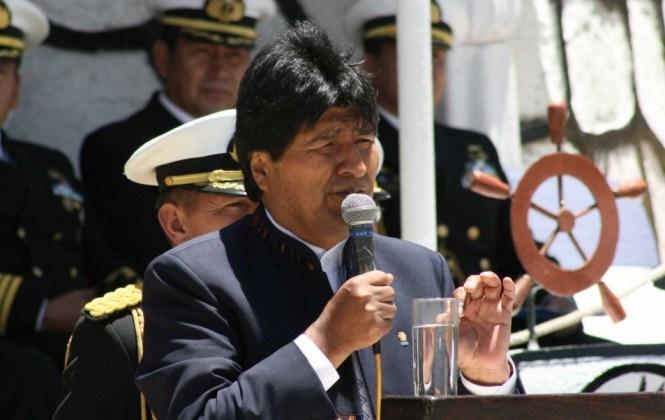 Evo revela que pidió a CAF y CEPAL evaluar beneficios para Chile y Bolivia con una salida al mar con soberanía