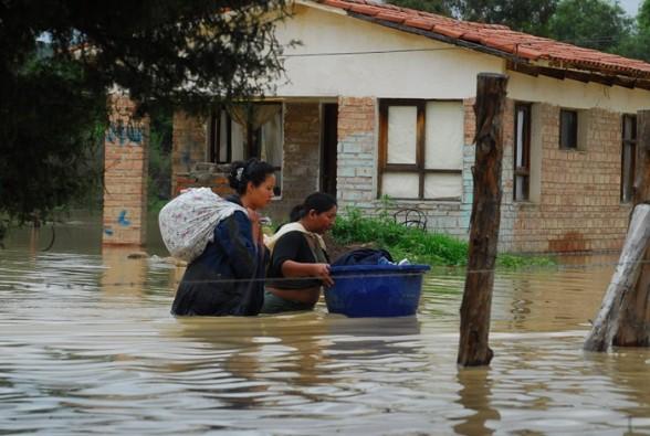 Más de 200 familias afectadas en tres días en Bolivia por fenómeno de La Niña (FOTO: Archivo) - . Agencias Agencia