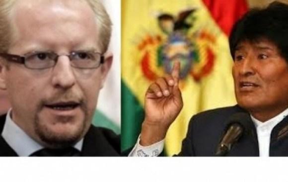 """Evo asegura que el gobernador Oliva """"le manda mensajes"""" y se comunica directamente con él"""