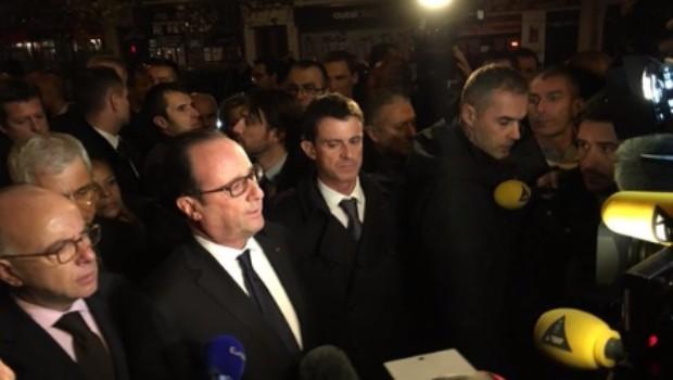 Al menos 160personas muertas ha sido el saldo de los brutales ataques terroristas ocurridos la noche del viernes y la madrugada del sábado en la capital de Francia.