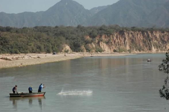 El río Pilcomayo.| Foto archivo -   Abi Agencia