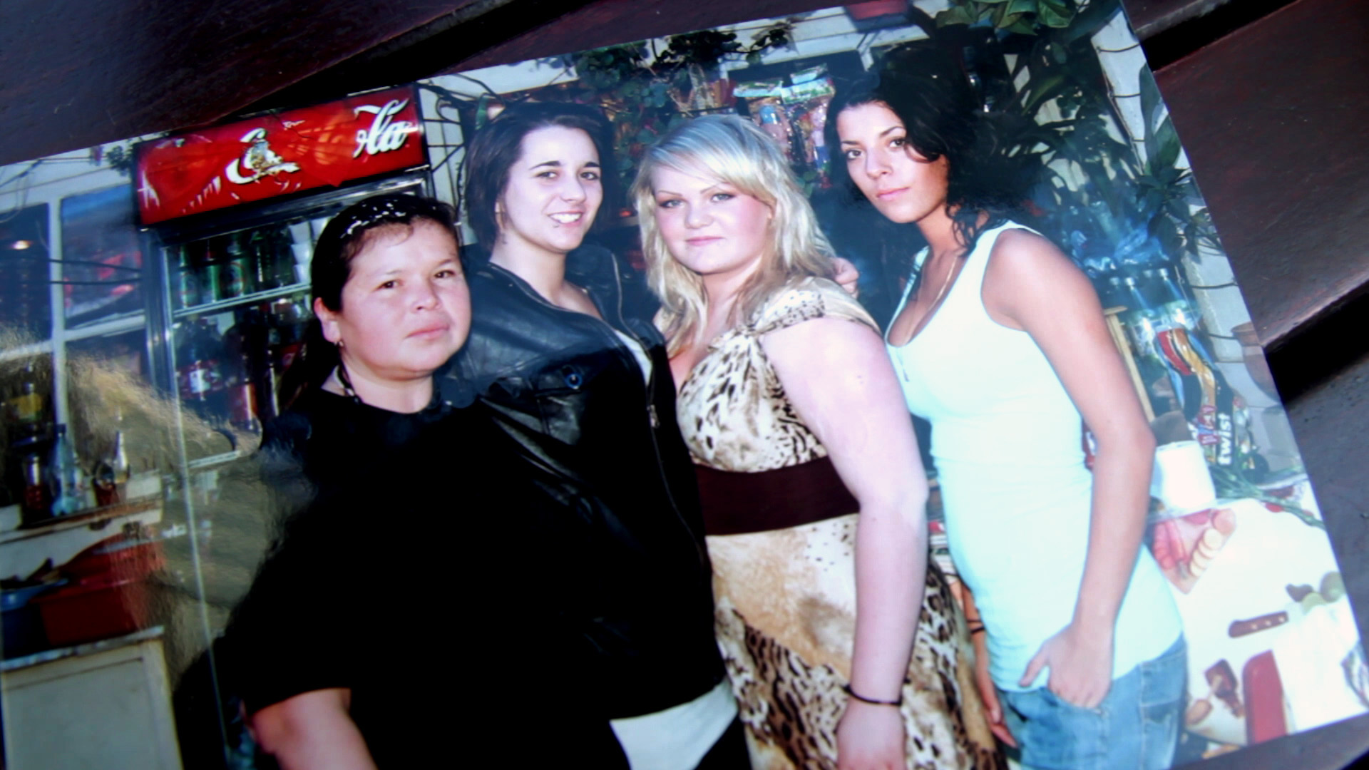 Madelaine, Stina, and Christina