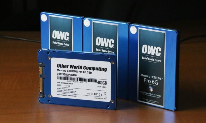 OWC Mercury Extreme Pro 6G 830x498 Probamos la SSD de Other World Computing, OWC Mercury 6G