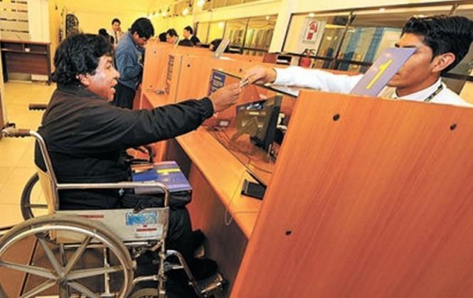 Instituciones y empresas públicas lejos de la inclusión laboral de personas con discapacidad