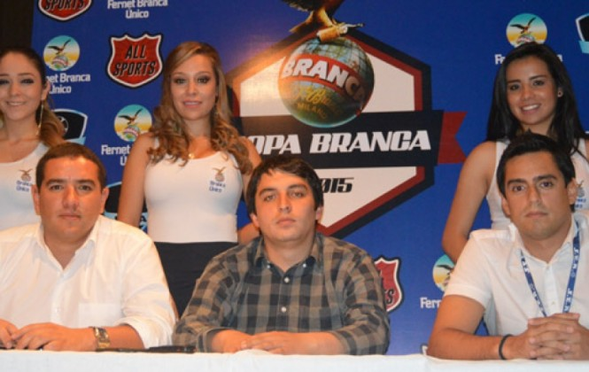 Branca trae a La Paz un torneo amateur de fútbol siete