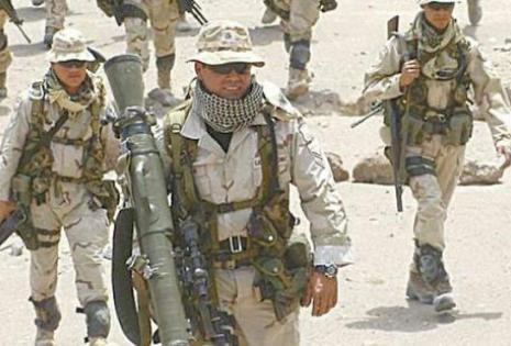 Con la fuerza de su ejército las tres armas de las Fuerzas Armadas chilenas se desplegaron Bachelet y el canciller chileno justificaron los ejercicios, pero dejaron a la prensa afuera