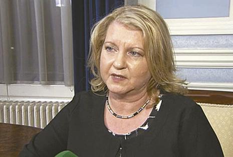 Ponderó que la delegación boliviana se hubiera reunido con su familia en Irlanda