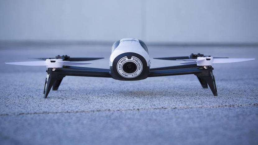 bebop 2 parrot frontal Parrot anuncia el drone Bebop 2, más autonomía y más rapidez
