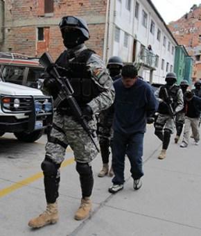 Gobierno alerta del ingreso de bandas criminales -   Archivo La Prensa