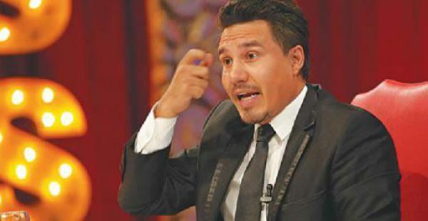 Es conductor del programa Buenas noches con Pedro García que se emite de lunes a viernes por Full TV