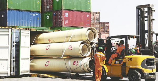 Por Chile sale gran parte de la carga boliviana al mundo