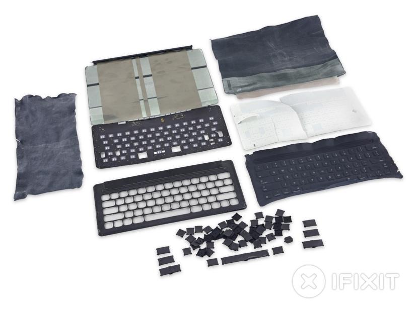 smart keyboard 3 El Smart Keyboard del iPad Pro es imposible de reparar
