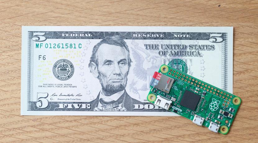 Pi Zero Raspberry Pi Zero, una placa de Hardware Libre por 5 dólares