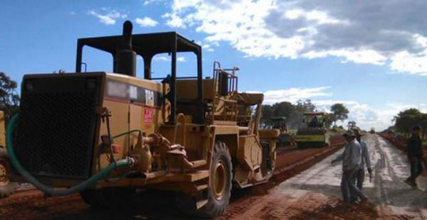 Desde la gobernación de Santa Cruz advierten que la reducción afectará en varios proyectos entre ellos la construcción de carreteras y la partida como contraparte