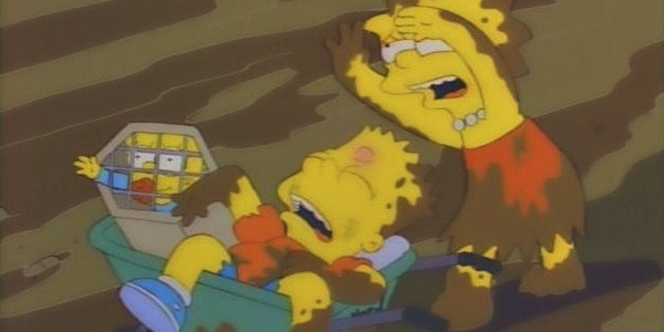 The Simpsons, Most Shocking Moments Ever