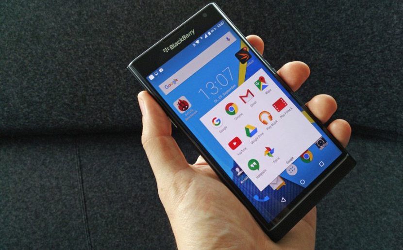 blackberry priv apps Blackberry abandona Pakistán por problemas con el Gobierno Pakistaní