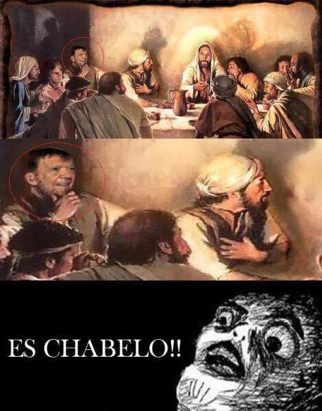 Los memes de Chabelo por lo general hacen sátira del tiempo que el comediante ha interpretado al personaje.
