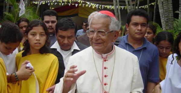 El papa Juan Pablo II, elevó a Julio Terrazas al rango de cardenal sacerdote el día 21 de febrero del 2001