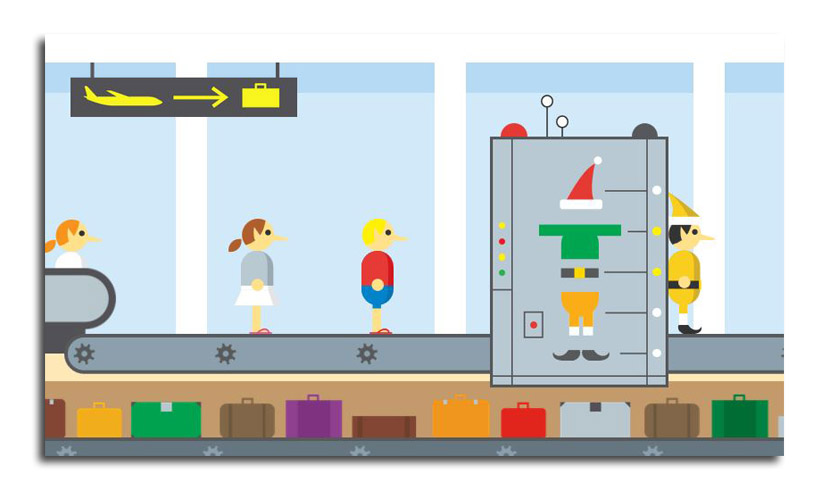 juegos papa noel Google lanza Sigue a Papá Noel para que estas Navidades estén llenas de sorpresas todos los días