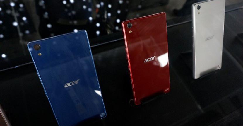 Acer Liquid X2 phone Acer Liquid X2, un smartphone con tres tarjetas sim