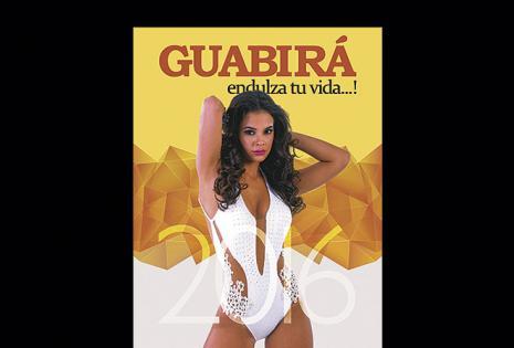 Mariana Rea Montaño (Guabirá). La morocha ya es experta en calendarios. Fue imagen del periódico EL NORTE en 2014. Este año aparece enfundada en un vestido muy apretado a su figura