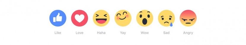 Los nuevos botones Me Gusta de Facebook llegarán en las próximas semanas