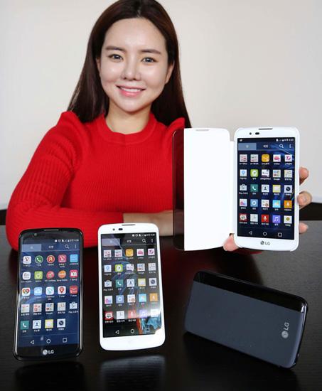 lg k10 presentacion LG anuncia la disponibilidad global del K4 y K8