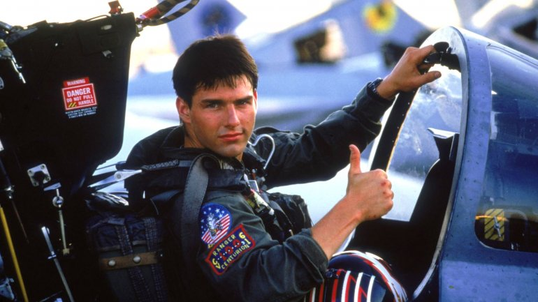 La secuela de Top Gun ya está en marcha y será protagonizada por Tom Cruise
