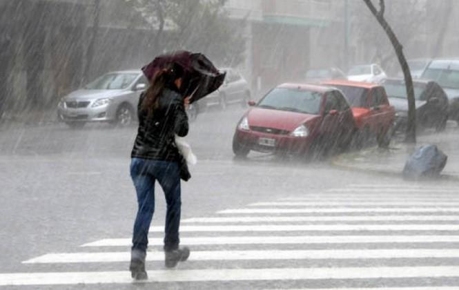 Senamhi determina alerta roja para Tarija por intensas lluvias el fin de semana