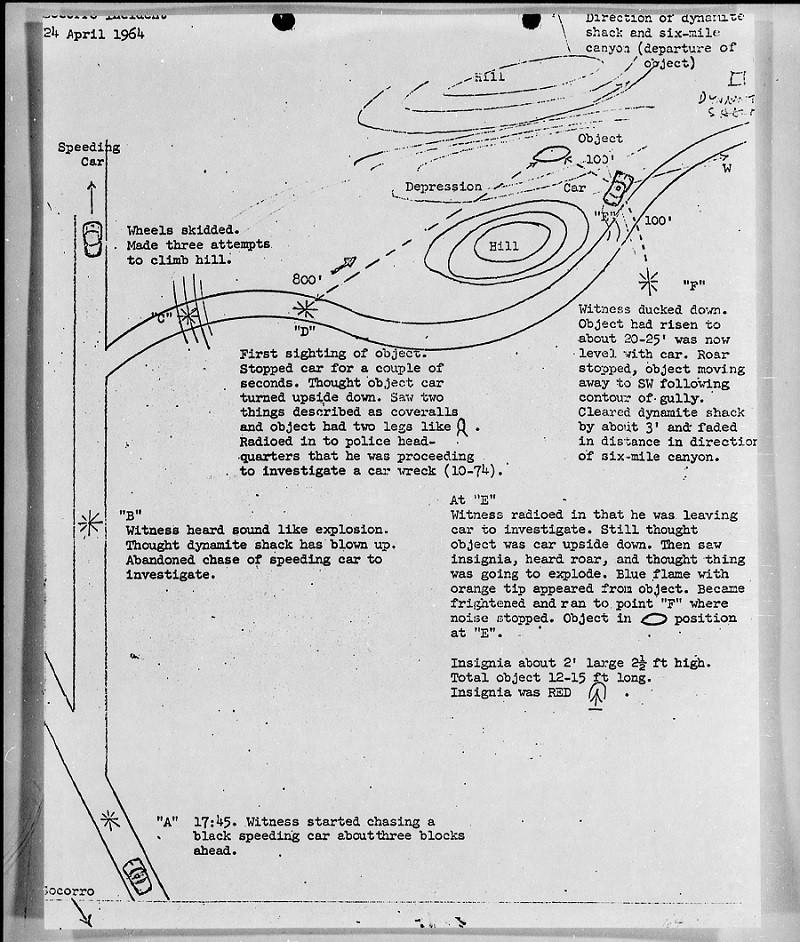 CIA revela sus métodos para investigar a los extraterrestres