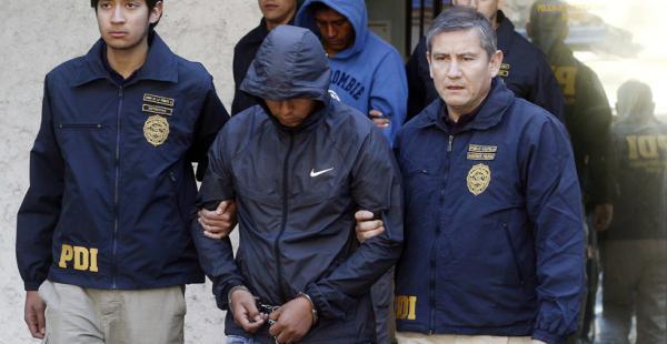 Otro dos ciudadanos chilenos integraban la banda que intentó trasladar gran cantidad de la droga para comercializarla.