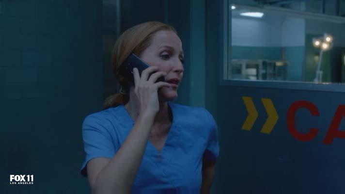 scully El Nexus 5 y Nexus 6 son los smartphones de Mulder y Scully en los nuevos episodios de Expediente X