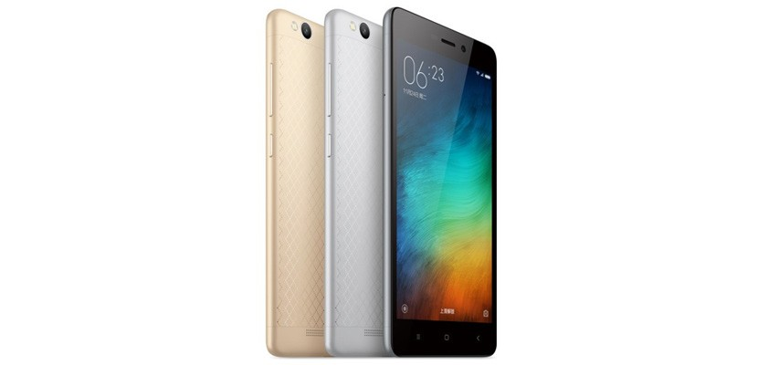 xiaomi redmi 3 830x400 ¿Está planeando Xiaomi desembarcar en el mercado europeo?