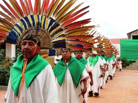 Beni: Promueven Ley Departamental para declarar Patrimonio Cultural Danza indígena El Machetero