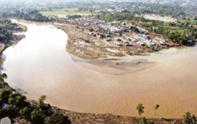 Cobija está en alerta amarilla por crecida del río Acre