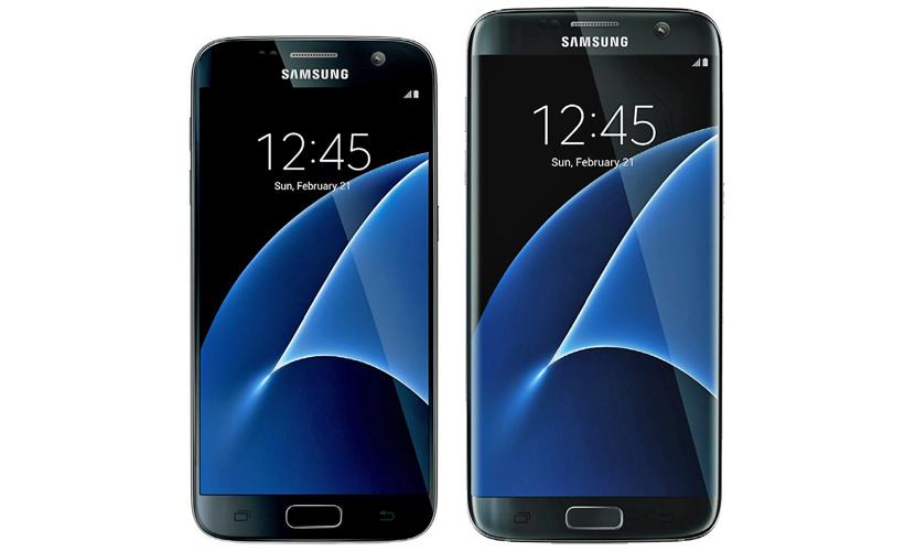 galaxy s7 Filtrados los fondos de pantalla del próximo Samsung Galaxy S7